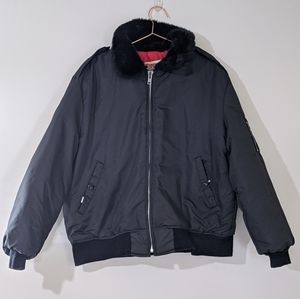 Dickies Workwear Sherpa Collar Quilted Lining XL